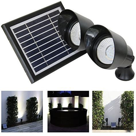 Best Outdoor Solar Powered Spot Lights 2018 Top 6 Reviews Best Solar Spot Lights Outdoor