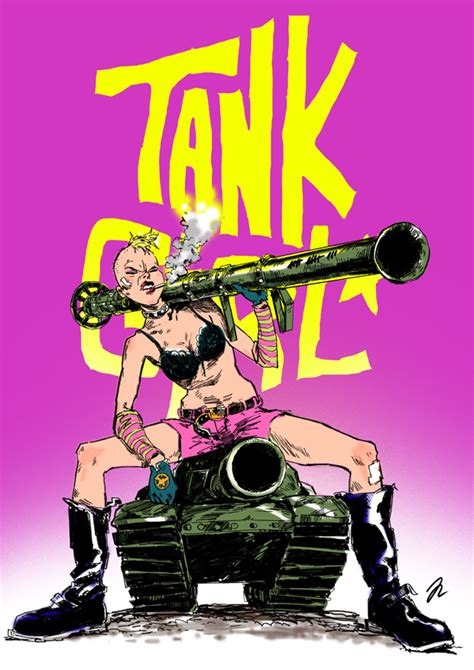 Appetite For Destruction Artwork by Tank Character Comic Vine