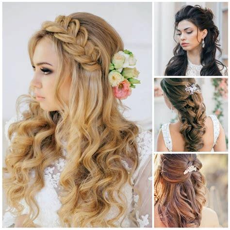 el paso wedding hair bridal hair stylists salons peinados semirecogidos 2018 caf 233 vers 225 til