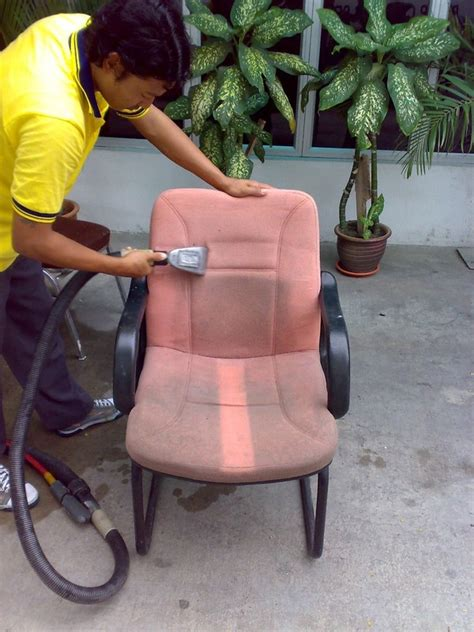 Cleaning Chair Upholstery by Philip Cleaning Services Home