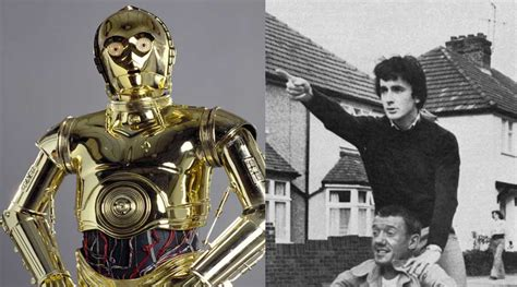 anthony daniels young the cast of all 8 star wars movies before they were