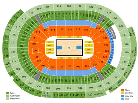 scottrade center seating rows scottrade center seating chart events in st louis mo