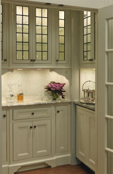 kitchen cabinets with glass fronts glass front cabinets kitchens pinterest