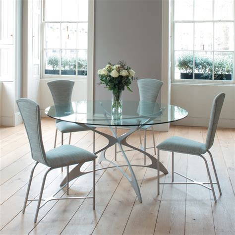 dining room glass table sets dining room stunning round glass dinette sets round glass
