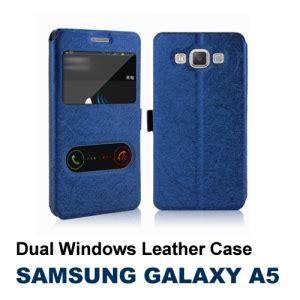 Terbaru Casing Flip Wallet Leather Samsung Galaxy A5 2017 samsung galaxy a5 dual windows leather flip cover