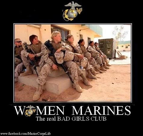 female marine quotes quotesgram
