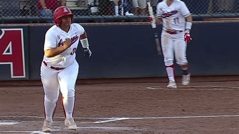 arizona s mauga smacks 92nd career home run espn