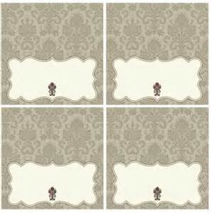 Food Place Cards Template 17 thanksgiving day place cards tip junkie