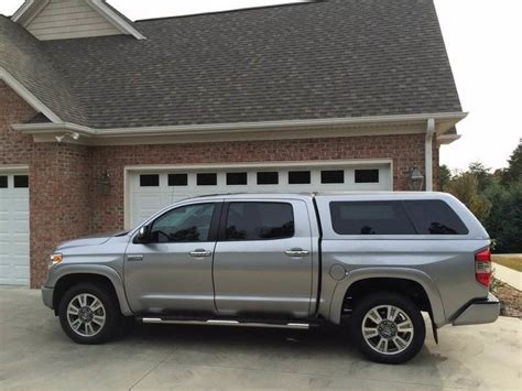 Toyota Tundra Topper 2014 Cm Platinum With Are Z Topper Toyota Tundra Forum