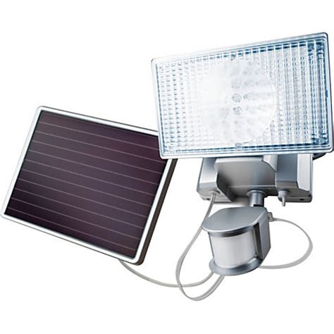 maxsa solar powered 100 led motion activated outdoor