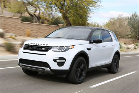 land rover discovery 2015 white land rover discovery sport hse luxury black design pack