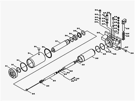 Hydraulic Floor Parts by Hydraulic Floor Parts Diagram Hydraulic Get Free