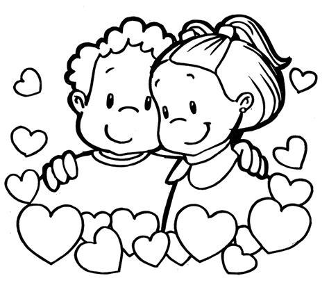 imagenes de amor y amistad en blanco y negro dia del amor y la amistad para colorear