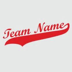 Baseball Shirt Designs Template by Softball Or Baseball Team T Shirt Template 09890