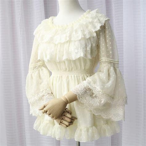 Olita Blouse chiffon blouse