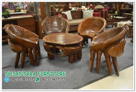 Kursi Tamu Antik kursi kepiting bagong antik furniture jepara kursi