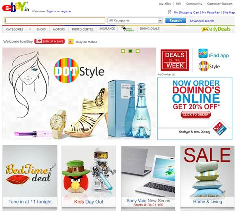ebay online shopping uk recentblog ebay stand to grow india business