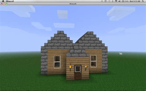House Design Plans Minecraft by Small Minecraft House Designs Home Design Exterior