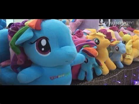 mainan my pony pink boneka pony mewarnai toko mainan di palembang