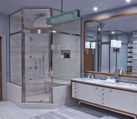 Glass Crafters Shower Doors Regal Series Framed Shower Door Enclosures By Glasscrafters Inc Modern Bathroom New York