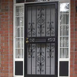 Securing Windows Inspiration 6 Charming Design And Inspiration For Build Your Security Doors Idoorframe
