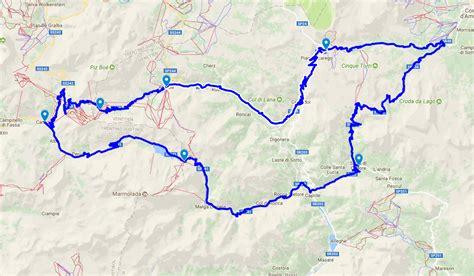 Motorradtouren Meran by Marmolada Alpen Motorrad