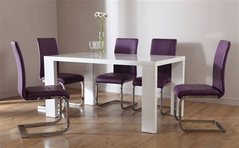 Purple Dining Room Set by Stockholm Perth Dining Set Purple Only 163 499 99