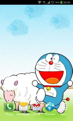 themes doraemon for android download doraemon wallpapers for android by d studios