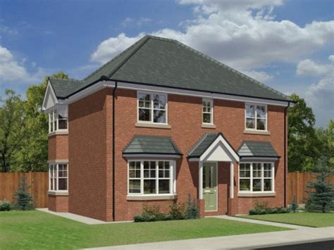 modern 4 bedroom house plans uk 4 bedroom detached house for sale in the ilkley at 927   7ac8b2fc21e08775590ae468bf731227557abe2d