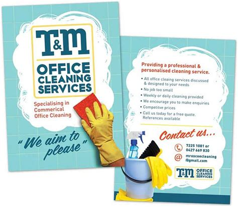 cleaning service brochure templates 31 best images about cleaning service flyer on