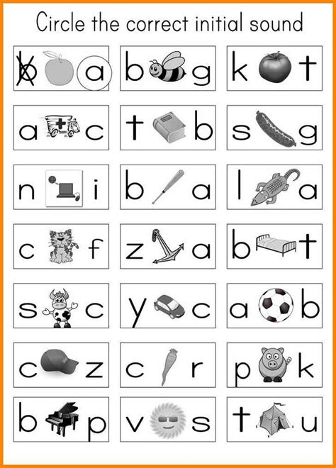 9 alphabet worksheets for preschoolers mahakumbh melanasik
