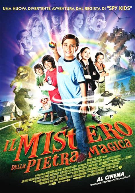 cinema a pavia bennet il mistero della pietra magica 2009 mymovies it