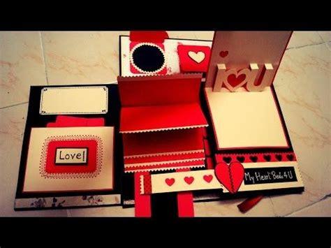 Handmade Scrapbook For Boyfriend - best 25 anniversary scrapbook ideas on