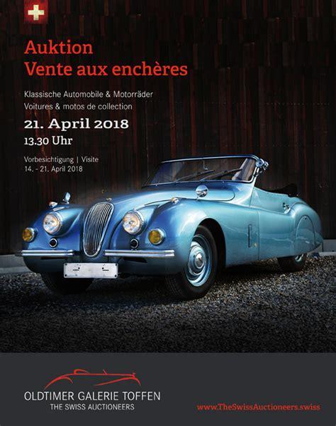 Motorrad Oldtimer Katalog 2018 by Oldtimer Galerie Toffen 21 April 2018