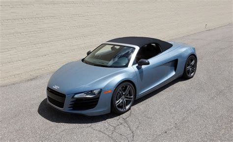 audi r8 2011 car and driver