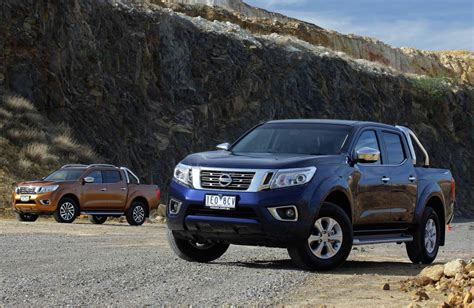 nissan np300 navara 2015 nissan navara np300 now on sale in australia