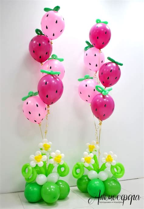 Gamis Flowery Balon 1000 ideas about balloon centerpieces on
