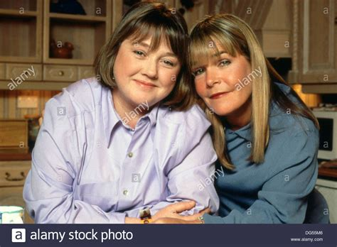A Husbands Ways Feather Limited birds of a feather tv 1989 1998 pauline quirke robson george stock photo royalty free