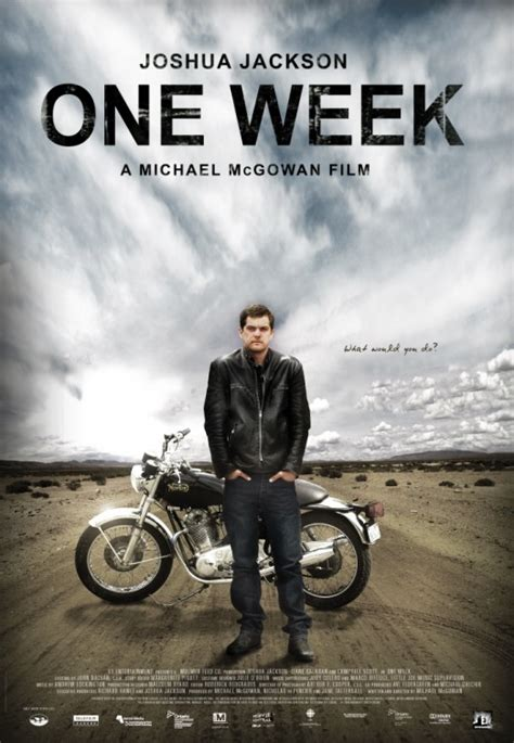 film one day a week one week movie poster 3 of 3 imp awards