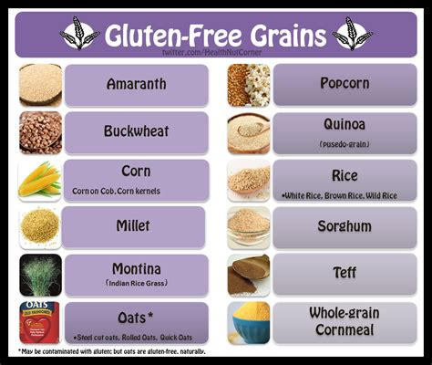 whole grains vs gluten the health nut corner grain confusion part 1 gluten free