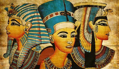 imagenes egipcios faraones 191 c 243 mo eran realmente los faraones del antiguo egipto