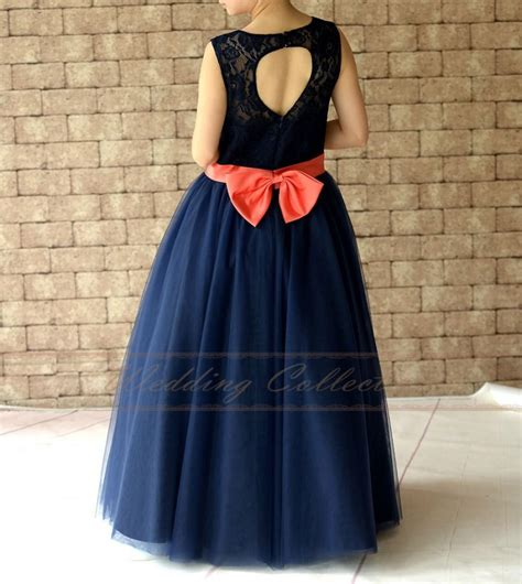 navy blue floor girls navy blue dresses dress yp