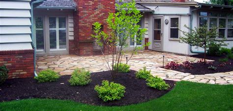 Backyard Patio Landscaping Ideas Patio Construction Walkways Retaining Walls Hatfield Lawn Landscape