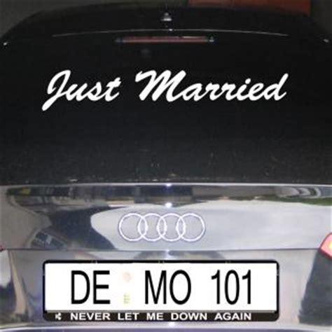 Aufkleber Hochzeit Dm by Autoaufkleber Aufkleber Folie G 252 Nstig Online Kaufen Yatego
