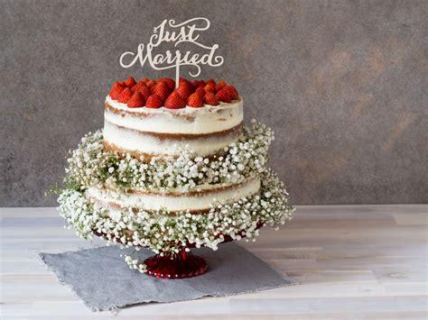 hochzeitstorte mit erdbeeren und limetten danielas foodblog - Hochzeitstorte Mit