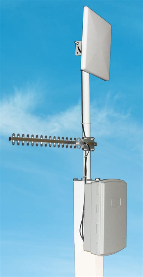 antenna masts security poles
