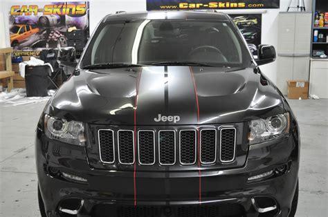 matte jeep cherokee racing skins 187 jeep grand cherokee matte black racing