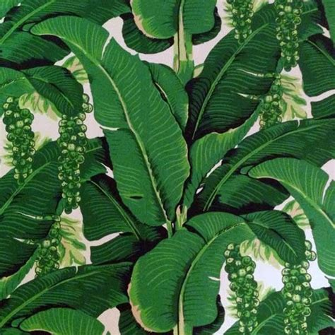banana leaf template dorothy draper brazillance wallpaper for the home