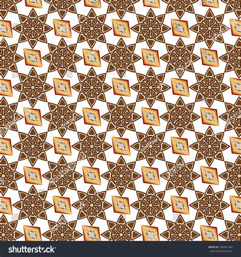 indonesian pattern vector batik indonesian batik pattern batik background stock