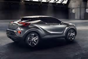 Toyota Concept Cars Toyota C Hr Concept Car Design